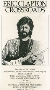 Eric Clapton - Crossroads - Box de 4 cds Importados  - Billbox Records