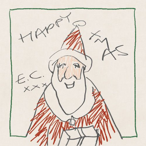 Eric Clapton - Happy Xmas - Vinil Importado  - Billbox Records