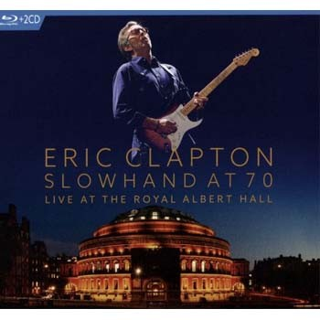 Eric Clapton -Slowhand at 70 Live at the Royal Albert Hall  Br +2 Cd  - Billbox Records