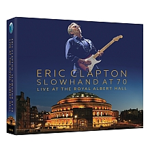 Eric Clapton - Slowhand at 70 Live at the Royal Albert Hall 2 dvds + Cd Importados  - Billbox Records