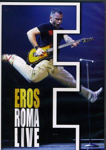 Eros Ramazotti - Eros Roma Live - 2 Dvds Importado  - Billbox Records