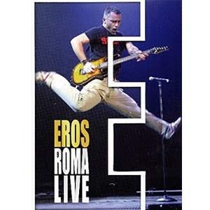 Eros Ramazotti - Live Roma - Dvd Importado  - Billbox Records