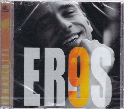 Eros Ramazzotti-9 - CD IMPORTADO  - Billbox Records