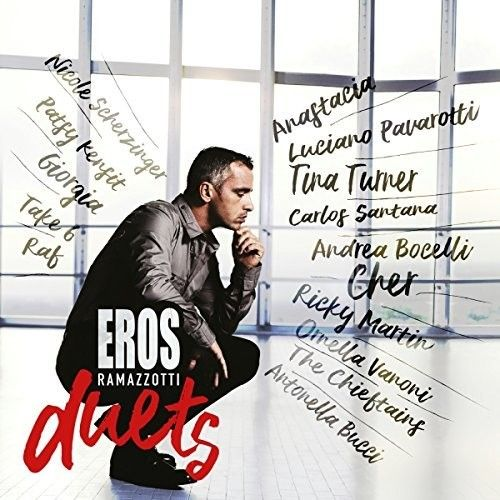 Eros Ramazzotti - Eros Duets - Cd Importado  - Billbox Records
