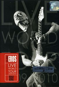 Eros Ramazzotti - Live World Tour 2009-2010 - 2 Cds + Dvd Importados  - Billbox Records