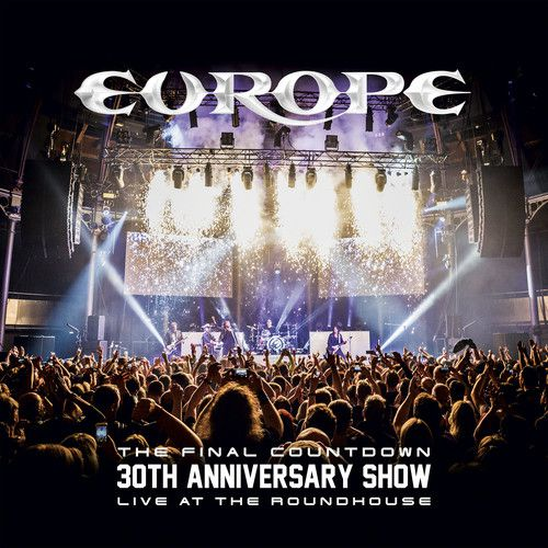 Europe - Final Countdown 30th Anniversary Show Live At the Roundhouse - 2 Cds + Blu Ray Importados  - Billbox Records