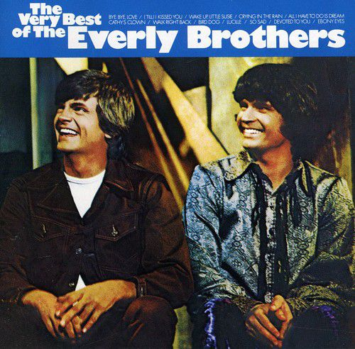 Everly Brothers-Very Best - Cd Importado  - Billbox Records