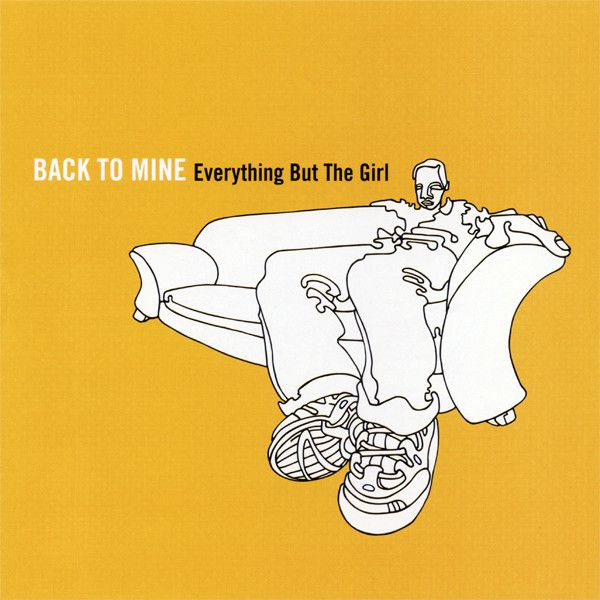 Everything But The Girl -Back To Mine - Cd Importado  - Billbox Records