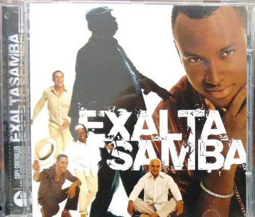 Exalta Samba - Esquema Novo -  Cd Nacional  - Billbox Records