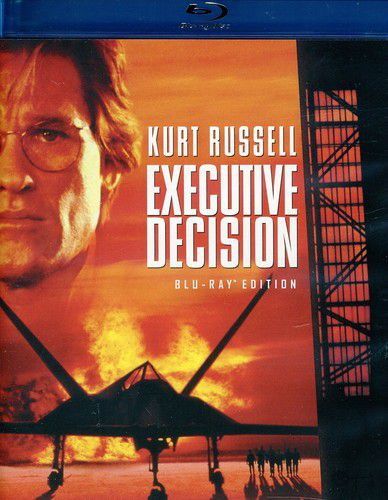 Executive Decision - Blu ray Importado  - Billbox Records