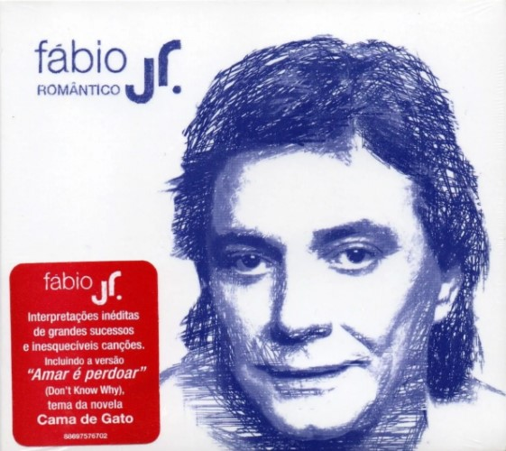 Fabio Jr - Romantico - Cd Nacional  - Billbox Records
