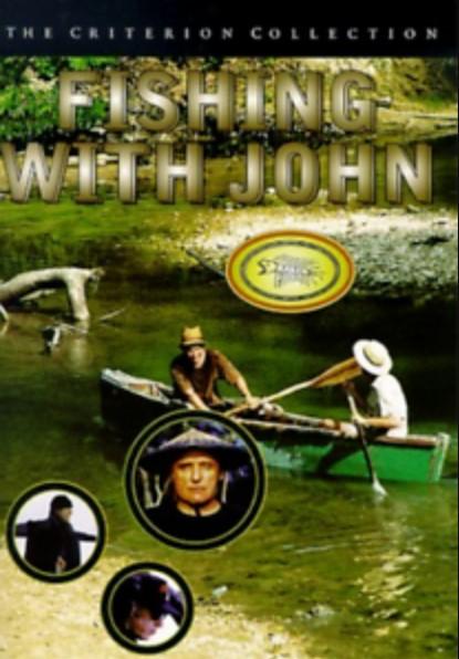Fishing With John - Dvd Importado  - Billbox Records