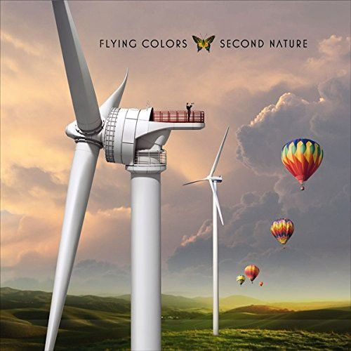 Flying Colors - Second Nature - Cd Importado  - Billbox Records