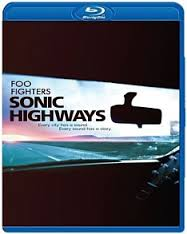 Foo Fighters - Sonic Highways -  Blu Ray  - Billbox Records