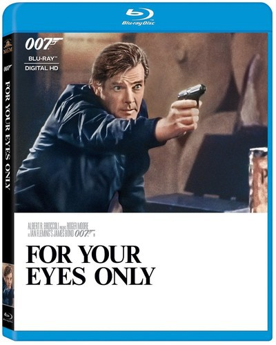 For Your Eyes Only - Blu ray Importado  - Billbox Records
