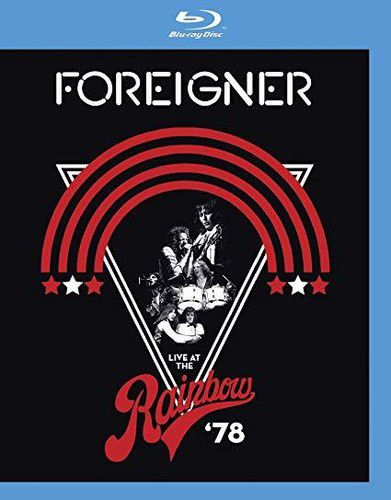 Foreigner - Live At The Rainbow 78 - Blu Ray Importado  - Billbox Records