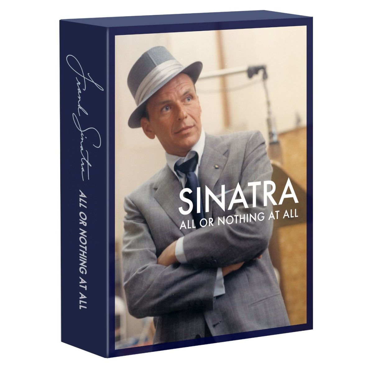 Frank Sinatra - All or Nothing at All -  Dlx Edition Cd+Dvd  - Billbox Records