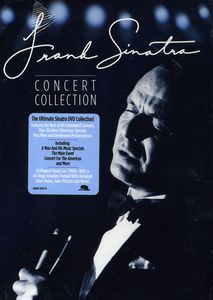 Frank Sinatra - Concert Collection 7dvd  - Billbox Records