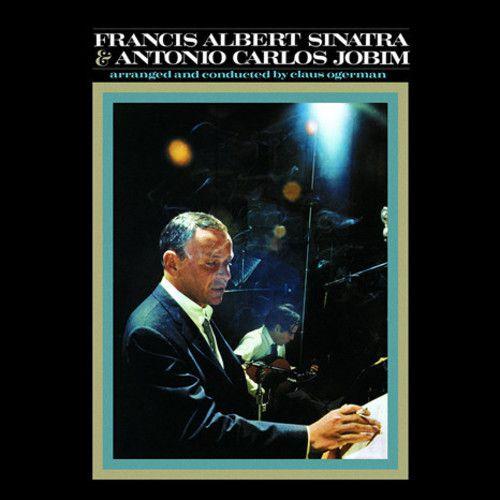 Frank Sinatra - Francis Albert Sinatra & Antonio Carlos Jobim - Lp Importado 180 Gr  - Billbox Records