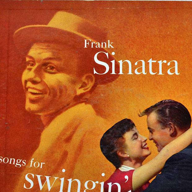 Frank Sinatra / Songs For Swingin Lover - Lp  - Billbox Records