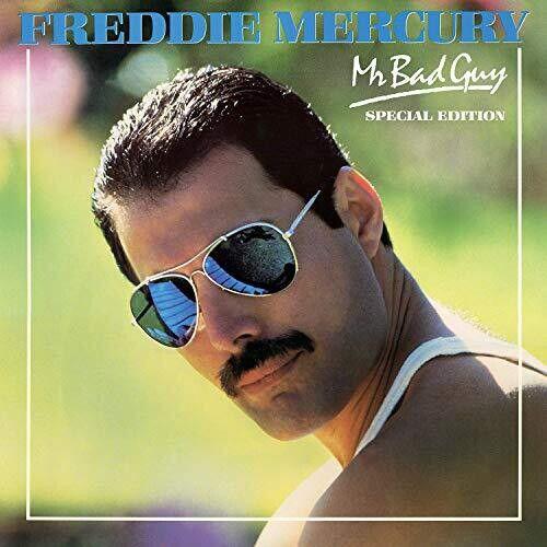 Freddie Mercury Mr. Bad Guy - Lp Importado  - Billbox Records