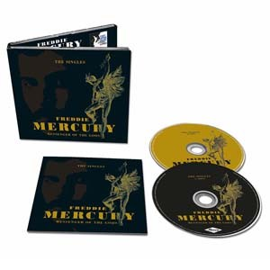 Freddie Mercury - The Singles Messenger Of The Gods- 2 Cds Nacional  - Billbox Records