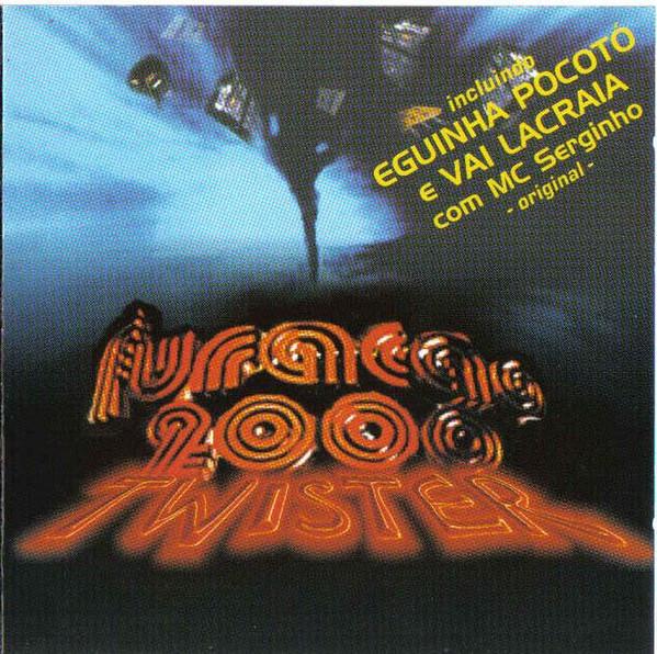 Furacão 2000 - Twister - Cd Nacional  - Billbox Records