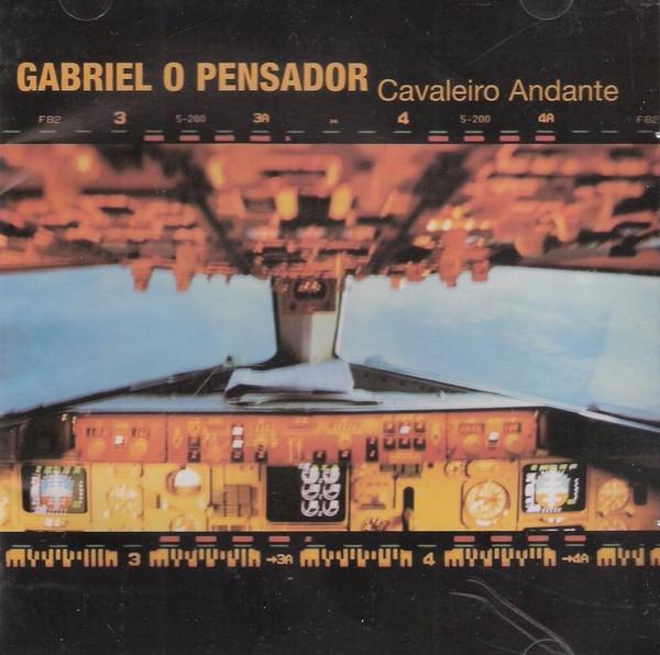 Gabriel O Pensador - Cavaleiro Andante - Cd Nacional  - Billbox Records