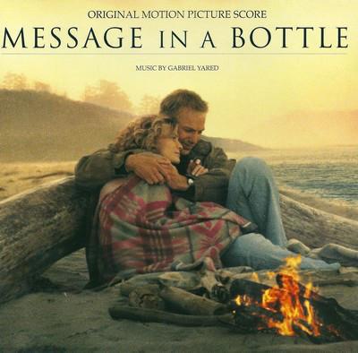 Gabriel Yared - Message In A Bottle - Cd Importado  - Billbox Records