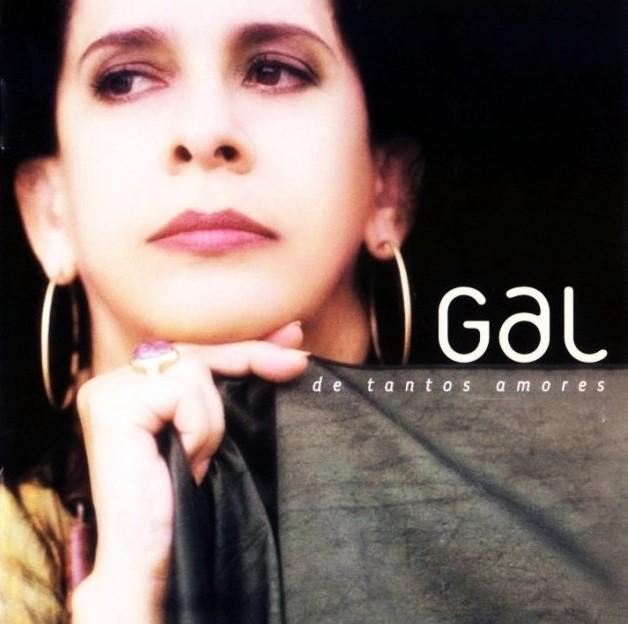 Gal Costa - Gal de Tantos Amores - Cd Nacional  - Billbox Records