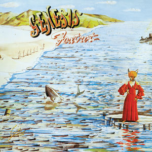 Genesis - Foxtrot  - Billbox Records