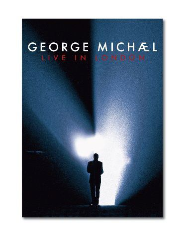 George Michael - Live in London - Dvd Importado  - Billbox Records