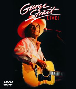 George Strait - Live  - Billbox Records