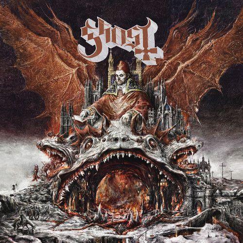Ghost - Prequelle - Cd Importado  (Deluxe Edition, Brilliant Box)  - Billbox Records