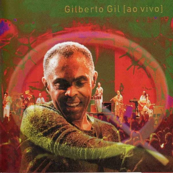 Gilberto Gil - Ao Vivo - Cd Nacional  - Billbox Records