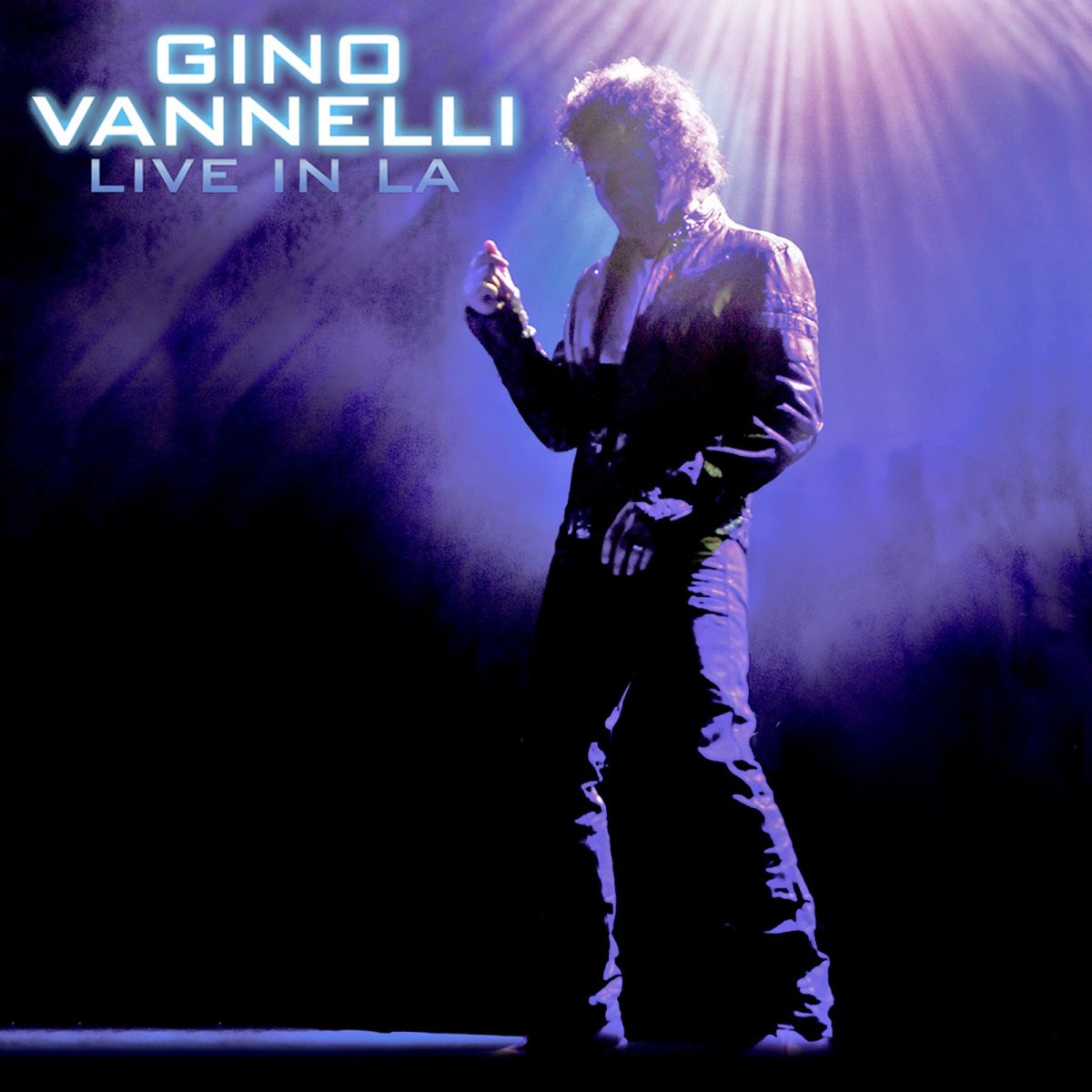 Gino Vannelli  - Live In La - Blu Ray Importado  - Billbox Records