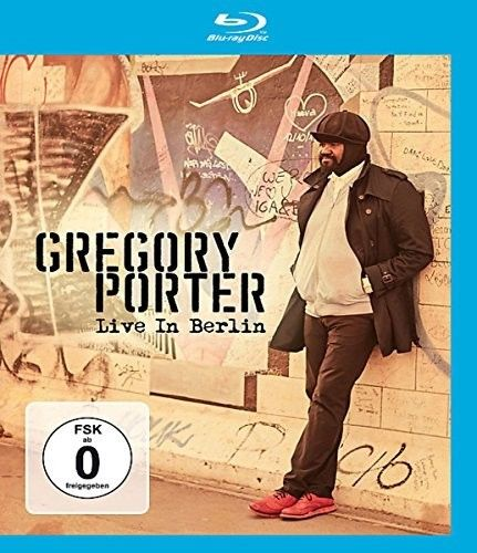 Gregory  Porter- Live In Berlin -Blu Ray Importado  - Billbox Records