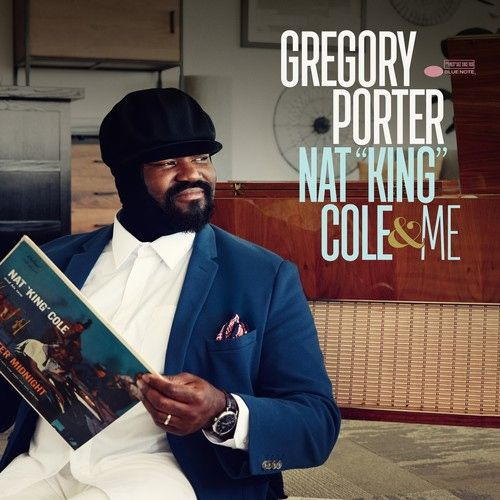 Gregory  Porter- Nat King Cole & Me - Deluxe Edition Bonus Track -Cd Importado - Billbox Records