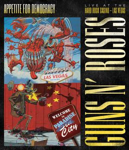Guns N Roses - Appetite For Democracy  - Billbox Records