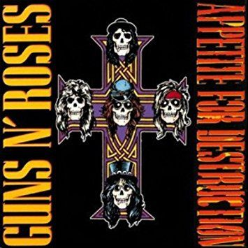 Guns N Roses - Appetite For Destruction - 180 Gram Audiophile Vinyl Edition 2 Lps Importados  - Billbox Records