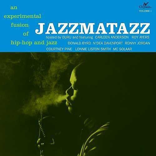 Gurus Jazzmatazz Vol. 1 - Cd Importado  - Billbox Records