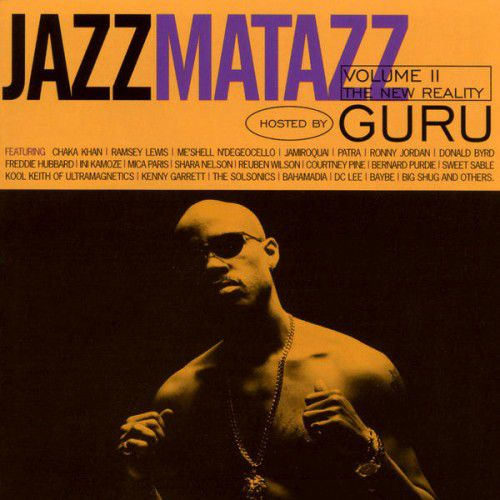 Gurus Jazzmatazz Vol. 2 The New Reality - CD importado  - Billbox Records