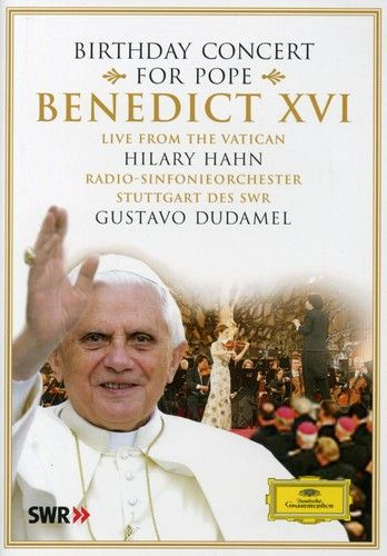 Gustavo Dudamel - Birthday Concert for Pope Benedict XVI - Dvd Importado  - Billbox Records