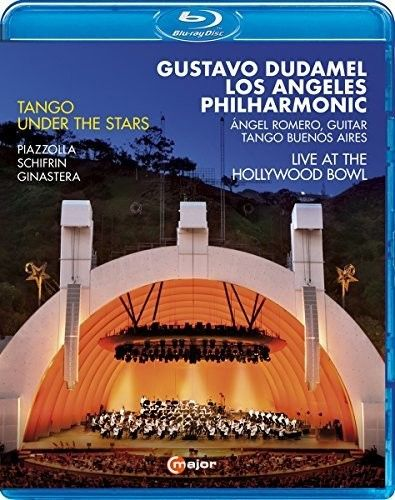 Gustavo Dudamel -Tango Under The Stars - Live At Hollywood Bowl - Blu Ray Importado - Billbox Records