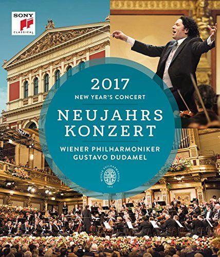 Gustavo Dudamel - Wiener Philharmoniker Neujahrskonzert / New Year
