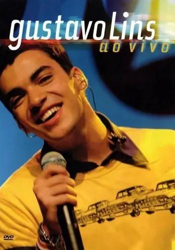 Gustavo Lins Ao Vivo - Dvd Nacional  - Billbox Records
