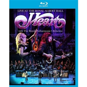 Heart - Live At Royal Albert Hall  - Blu ray Importado  - Billbox Records