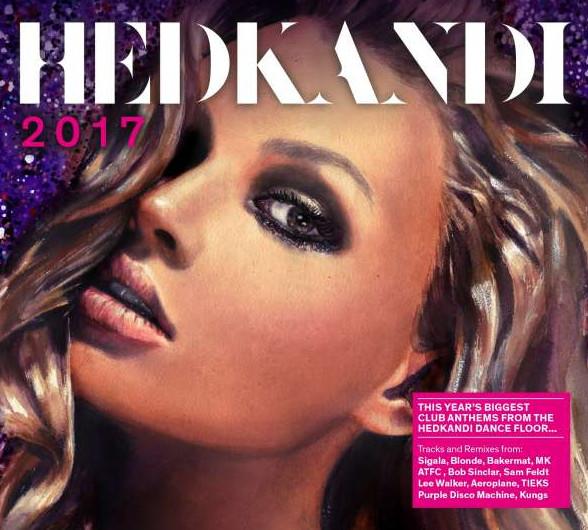 HedKandi - 2017 - 3 Cds Importados  - Billbox Records