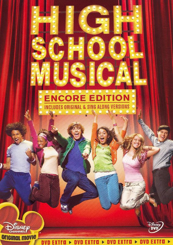 High School Musical - Dvd Importado  - Billbox Records
