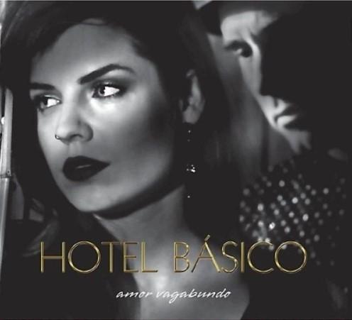 Hotel Básico - Amor Vagabundo - Cd Nacional  - Billbox Records